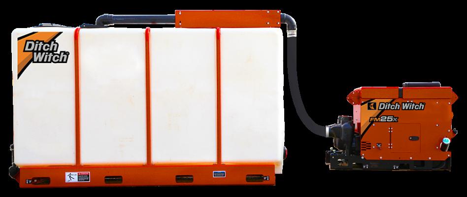 Sistem pentru transferul fluizilor FM25X