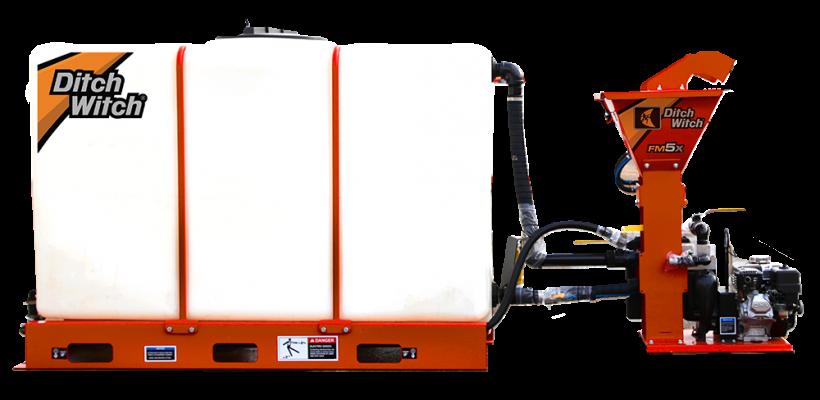 Система за флуиден трансфер FM5X